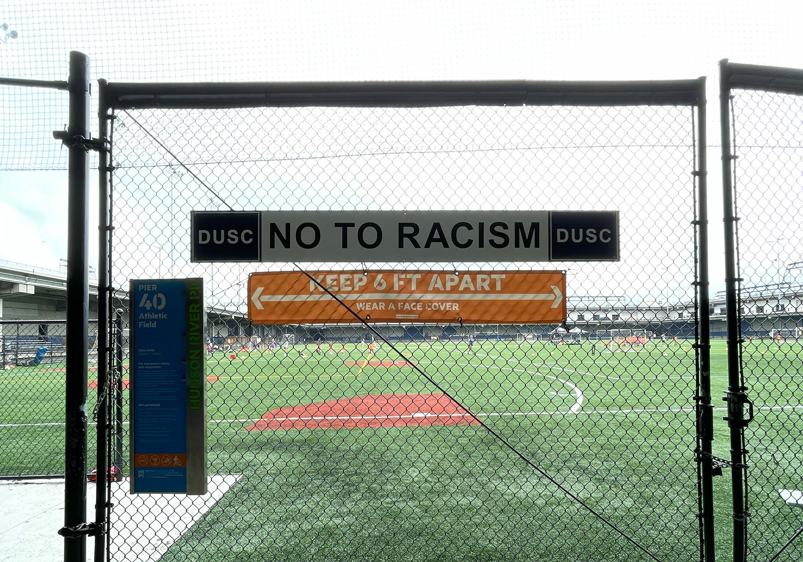 DUSC No to Racism